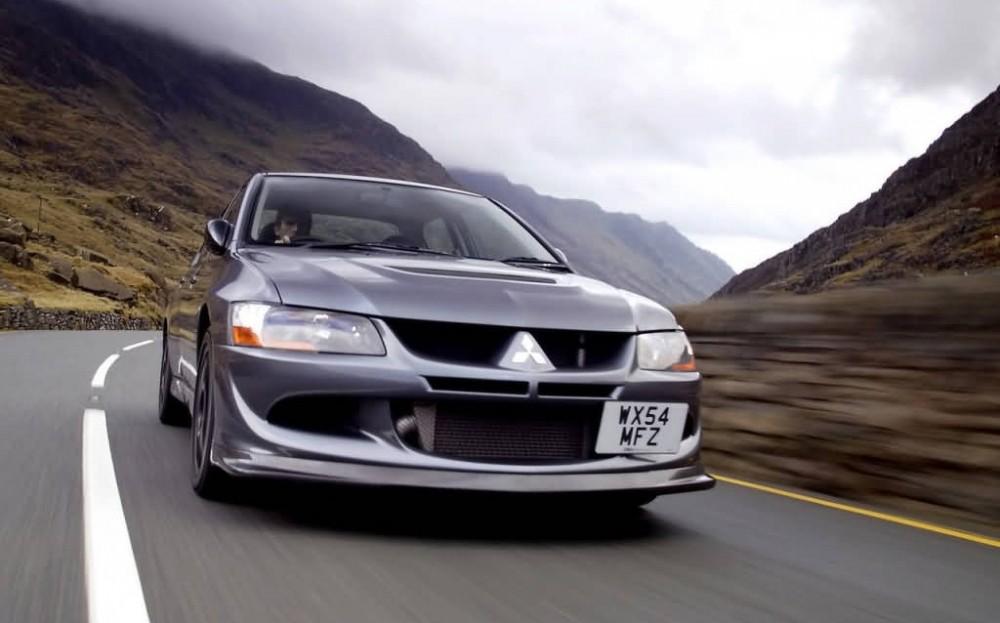 Mitsubishi Lancer Evolution 2003 photo image
