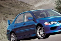 Mitsubishi Lancer Evolution sedan photo image 6