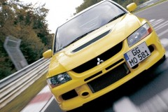 Mitsubishi Lancer Evolution sedan photo image 8