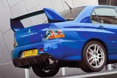 Mitsubishi Lancer Evolution sedan photo image 7