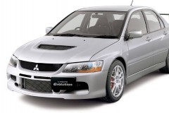 Mitsubishi Lancer Evolution sedan photo image 10