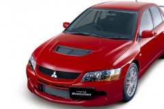 Mitsubishi Lancer Evolution sedan photo image 2