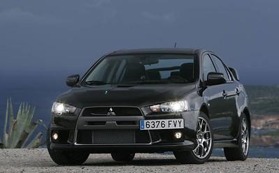 Mitsubishi Lancer Evolution 2007 photo image