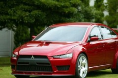 Mitsubishi Lancer Evolution sedan photo image 13
