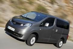 Nissan Evalia (NV200) minivena foto attēls 1
