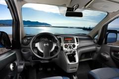 Nissan Evalia (NV200) minivena foto attēls 2