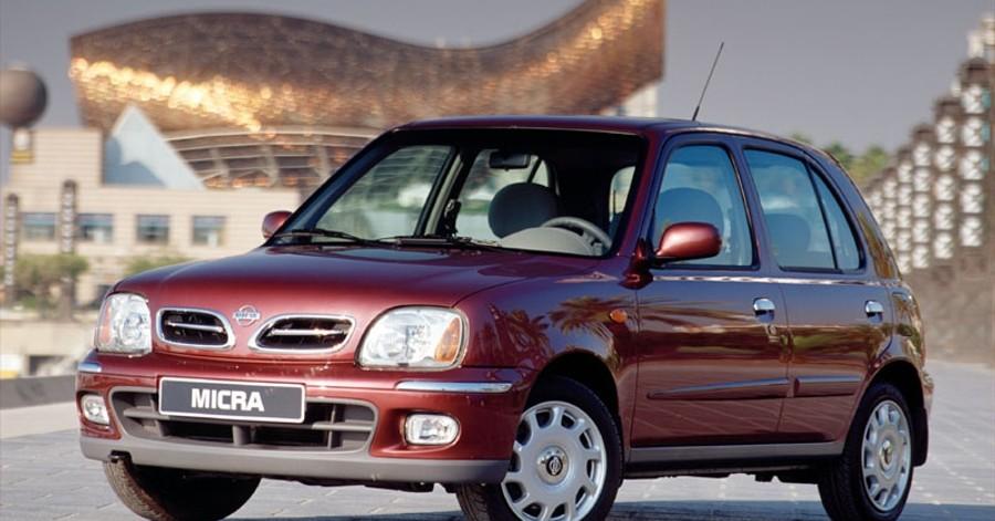 nissan micra hatchback 2000 2003 technical data prices. Black Bedroom Furniture Sets. Home Design Ideas