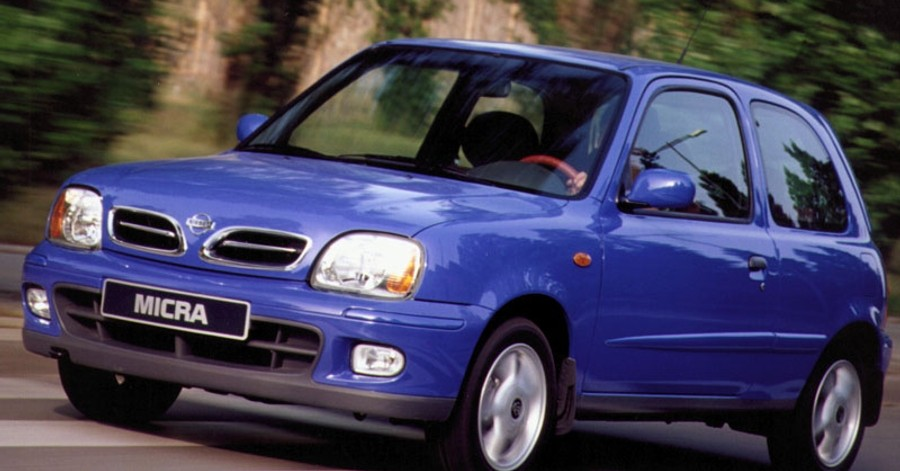 nissan micra 3 door hatchback 2000 2003 technical data prices. Black Bedroom Furniture Sets. Home Design Ideas