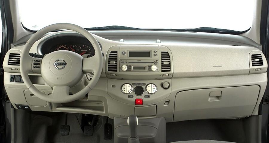 Nissan micra & march k12 series 2005-2007 workshop manual – car.