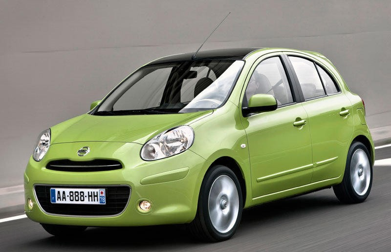Nissan Micra Hatchback 2011 2013 Technical Data Prices
