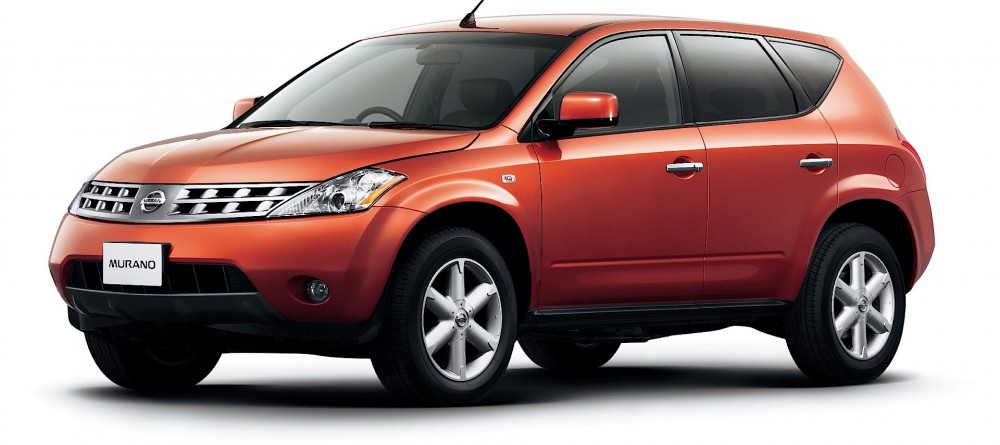 Nissan Murano 2002 2008 Technical Data Prices