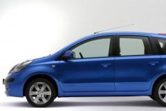 Nissan Note hečbeka foto attēls 11