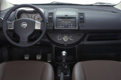 Nissan Note hečbeka foto attēls 6