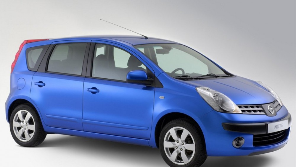 Nissan Note Hatchback 2005 2009 Reviews Technical Data Prices