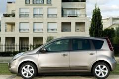 Nissan Note hečbeka foto attēls 9