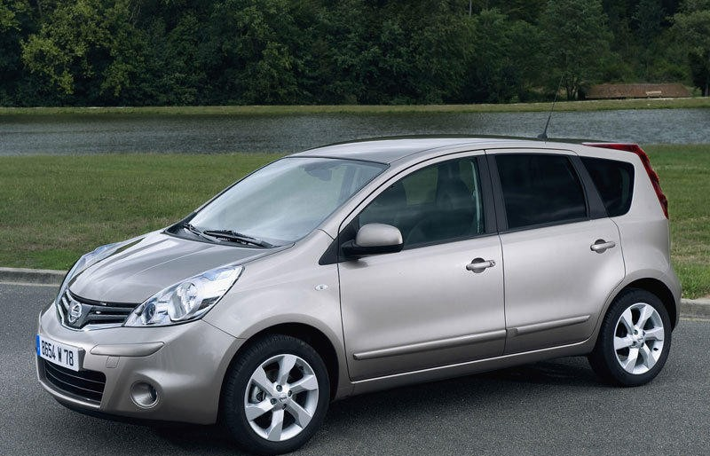 Nissan Note 2009 foto attēls