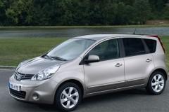 Nissan Note hečbeka foto attēls 8