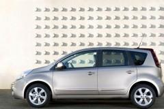 Nissan Note hečbeka foto attēls 4