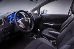 Nissan Note hečbeka foto attēls 2