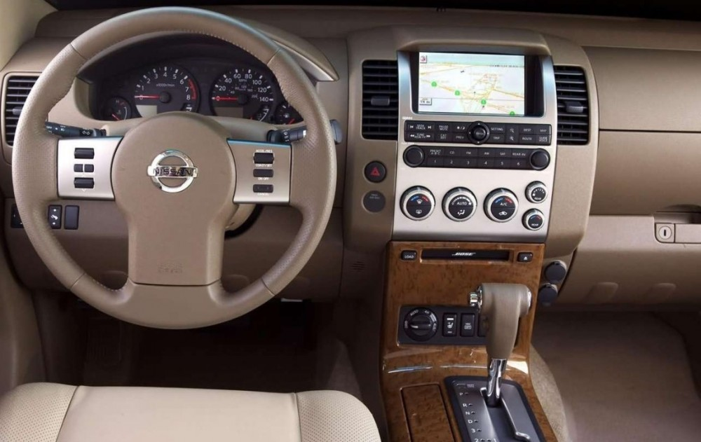 Nissan Pathfinder 2005 2010 Reviews Technical Data Prices