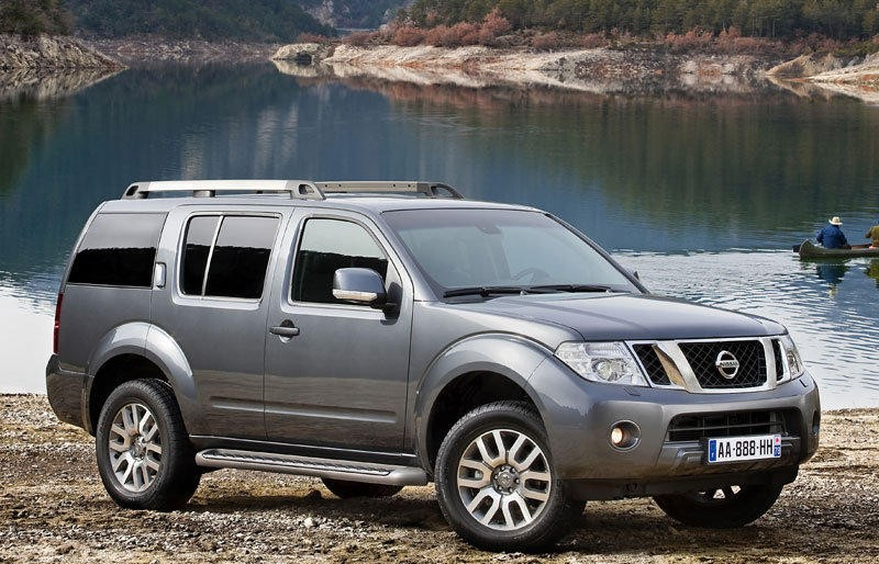 Nissan Pathfinder 2010 2012 Reviews Technical Data Prices
