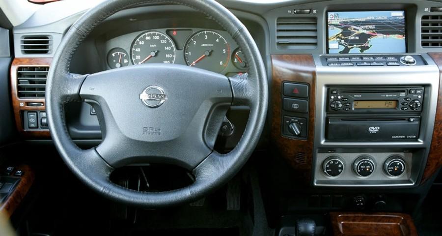 Nissan Patrol 2004 2010 Opiniones Datos T 233 Cnicos Precios