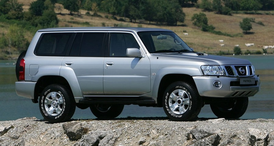 Nissan Patrol 2004 - 2010 reviews, technical data, prices