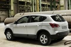 Nissan Qashqai foto attēls 8