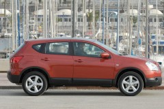 Nissan Qashqai foto attēls 6