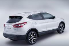Nissan Qashqai foto attēls 12