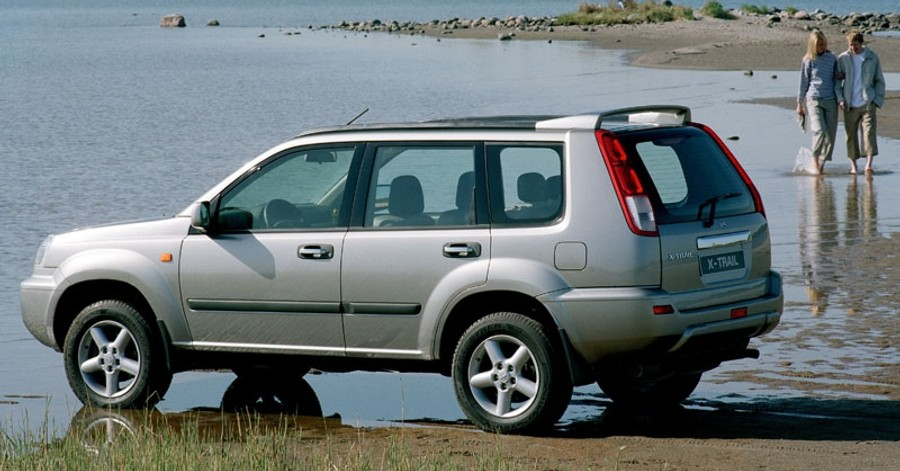 Nissan X Trail 2001 2003 Reviews Technical Data Prices