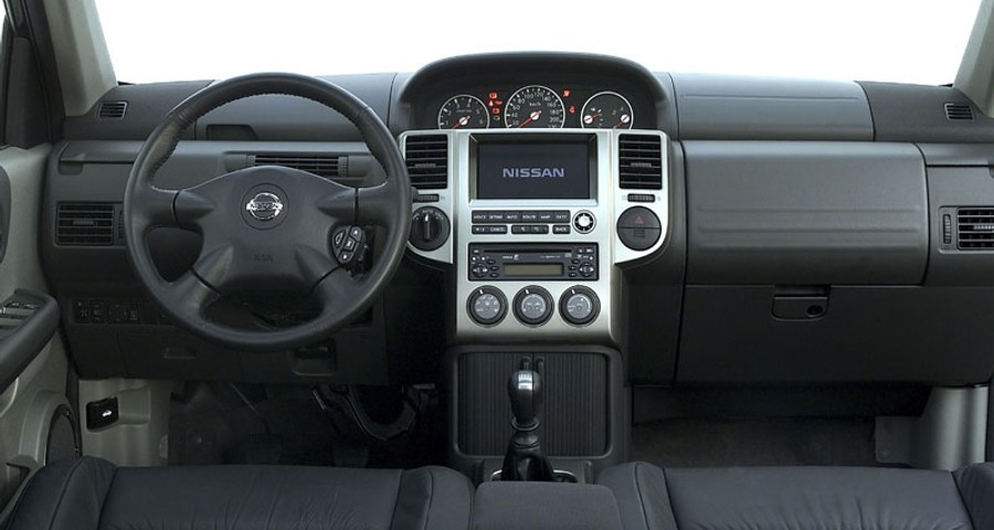 Nissan X-Trail 2003 - 2007 reviews, technical data, prices