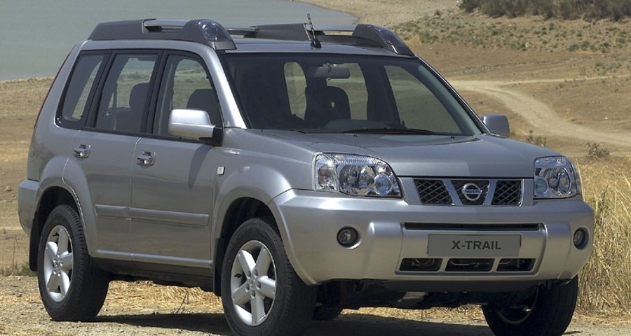 image gallery nissan x trail 2003. Black Bedroom Furniture Sets. Home Design Ideas