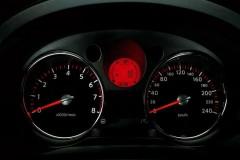 Nissan X-Trail instrumentu panelis