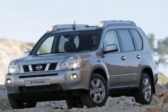 Nissan X-Trail priekšpuse