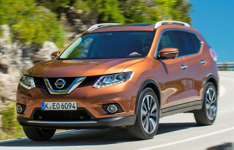 Nissan X-Trail 2014 photo image
