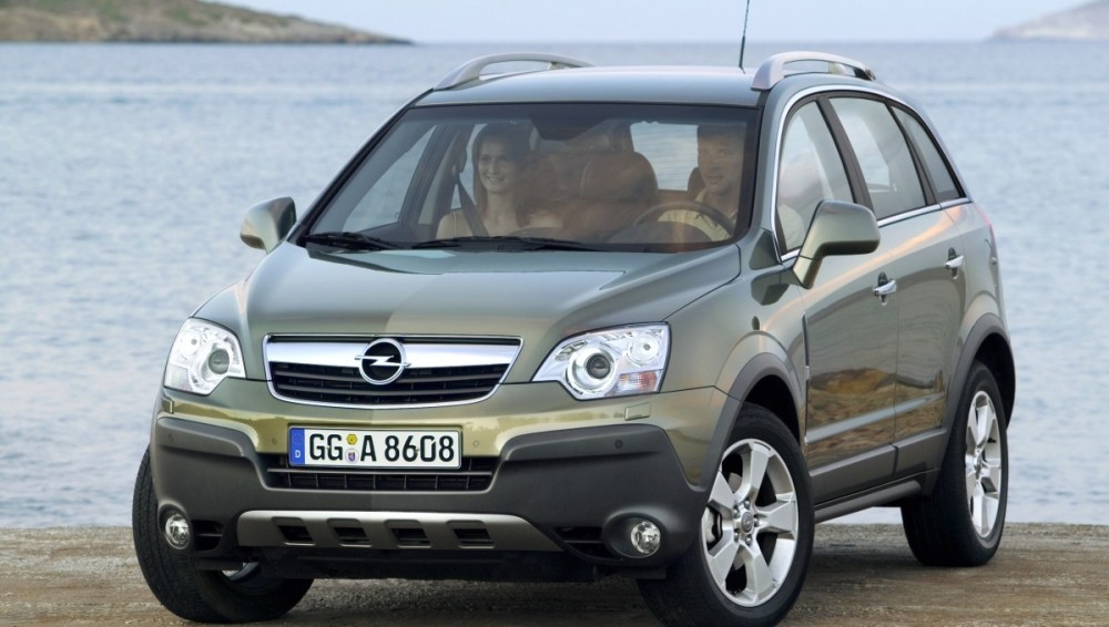 opel antara 2007 2011 reviews technical data prices. Black Bedroom Furniture Sets. Home Design Ideas