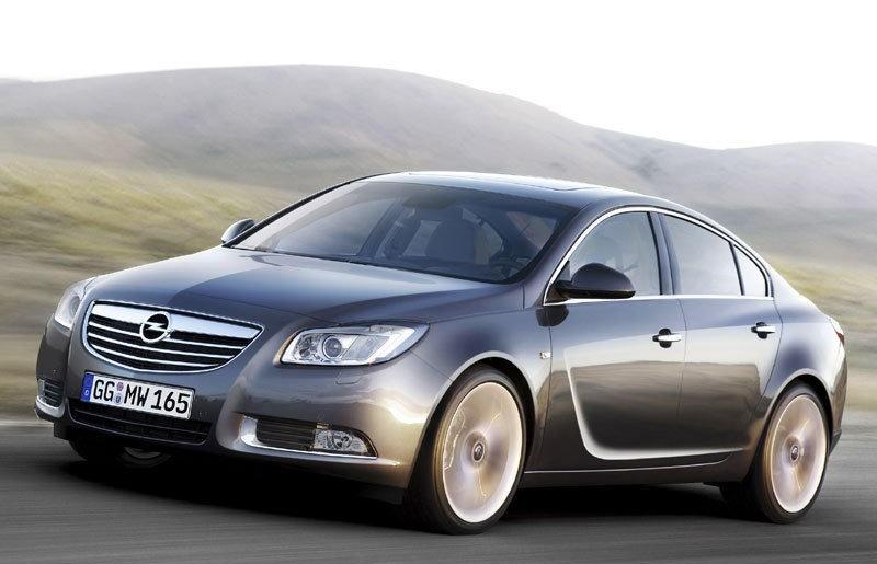 Opel Insignia 2008 foto attēls