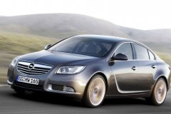 Opel Insignia hečbeka foto attēls 2