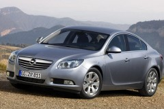Opel Insignia hečbeka foto attēls 7