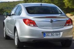 Opel Insignia hečbeka foto attēls 8