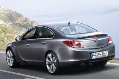 Opel Insignia sedan photo image 7