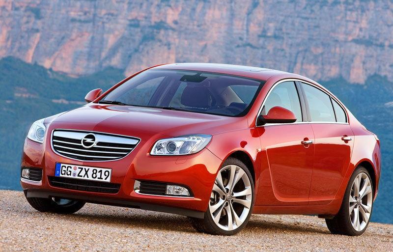 Opel Insignia 2008 photo image