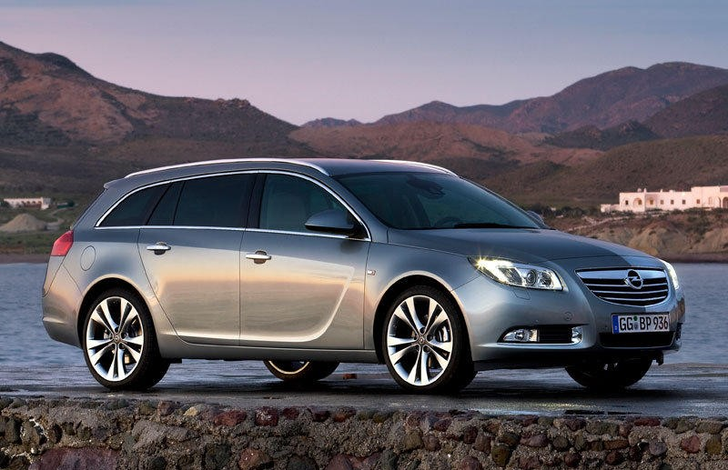 Opel Insignia Estate Car Wagon 2009 2013 Reviews