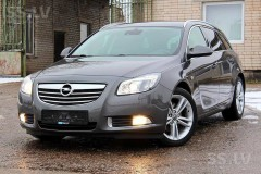 Opel Insignia Estate car/wagon 2011