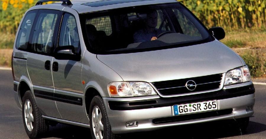 Opel Sintra 1997 photo image