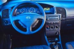 Opel Zafira minivena foto attēls 3