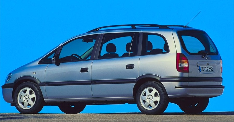 Opel Zafira Minivan Mpv 1999 2003 Reviews Technical