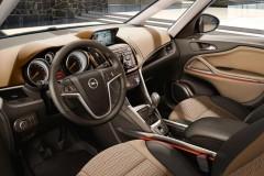 Opel Zafira minivena foto attēls 11