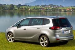 Opel Zafira minivena foto attēls 15